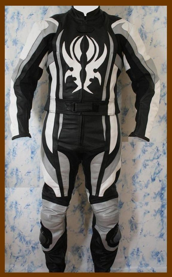 Motorcycle Racing Leather Suits/Biker Racing Suits
