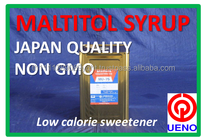 Low cariogenic sugar alcohol Maltitol liquid for diet food with anticaries effect