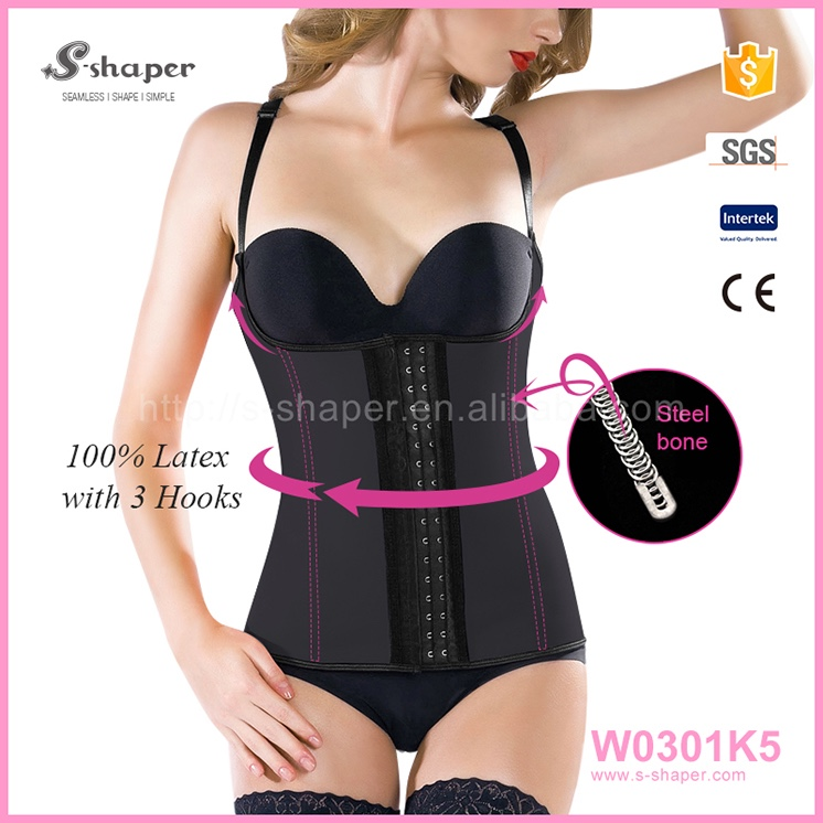 Looking For Agents To Distribute Our Products Body Slimming Shaper Open Bust Corset W0301K5