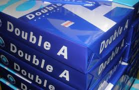 Quality Double A4 Copy Paper/Double A A4 Paper 80gsm(AA) at PRICES