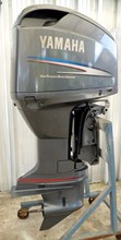 Used Yamaha 300 HP 4-Stroke Outboard Motor Engine