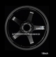 ADVAN Racing GT aluminum rim made in Japan JDM high quality wheels