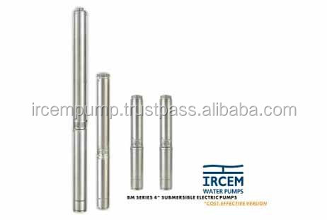 "BM SERIES 4"" SUBMERSIBLE ELECTRIC PUMPS"