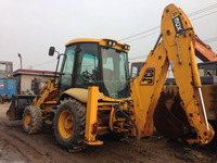 Used Backhoe Loaders JCB 3CX Original USA Made Ready For Sale