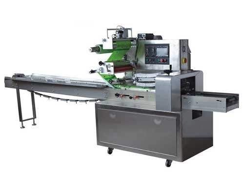 MP400D Rotary pllow packaging machine