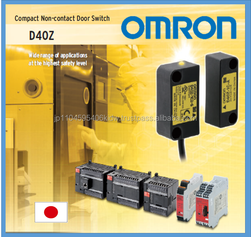High precision and Reliable Safety Controllers Omron switch for the versatile applications