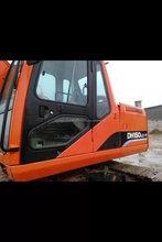 used DOOSAN CRAWLER DH 150-7 W EXCAVATOR FOR SALE