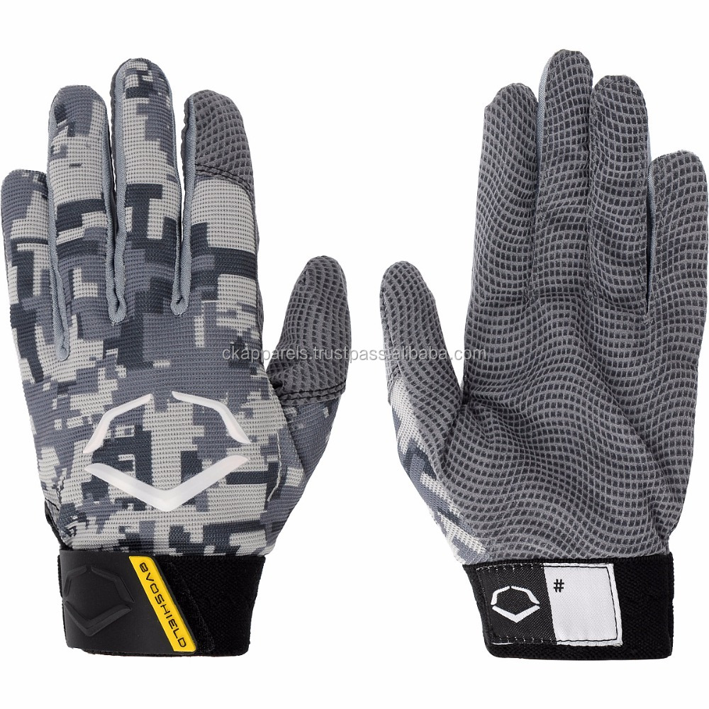 EVOSHIELD Youth Protective Baseball Batting Gloves