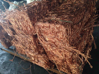 Copper Scrap Manufacturer 99.9%