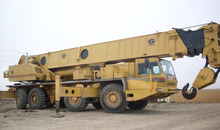 Used rough crane Grove 80ton, Used Grove 100ton 150ton 120ton 450ton Rough Terrain Crane Truck Crane