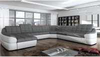 Corner sofa for living room INFINITYWER XL