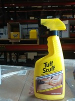 STP Tuff Stuff Car Leather Cleaner and Conditioner - 16oz