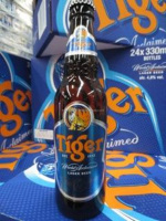 Tiger Beer Bottles 24 x 330 ml