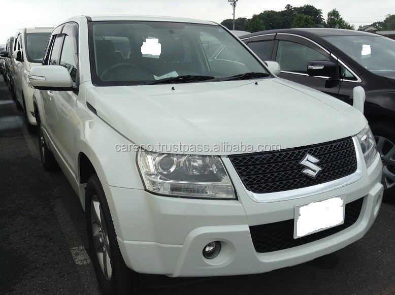 JAPANESE SECONDHAND CAR FOR SALE IN JAPAN FOR SUZUKI ESCUDO 2.4XG EXPORT FROM JAPAN