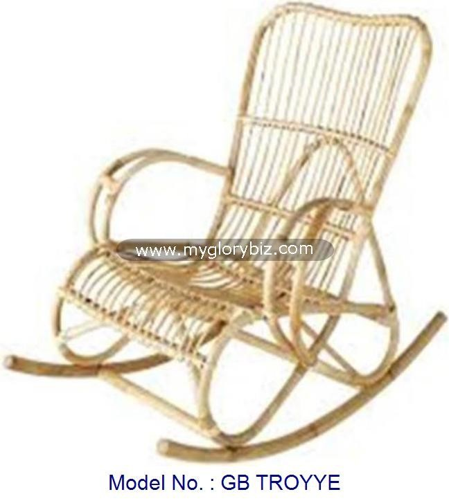 economic style rocking chair, rattan chair for sale
