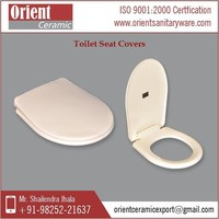 Ceramic Toilet Seats Covers in Different Sizes and Finishing as per Requirements