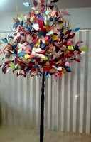 Artificial paper tree