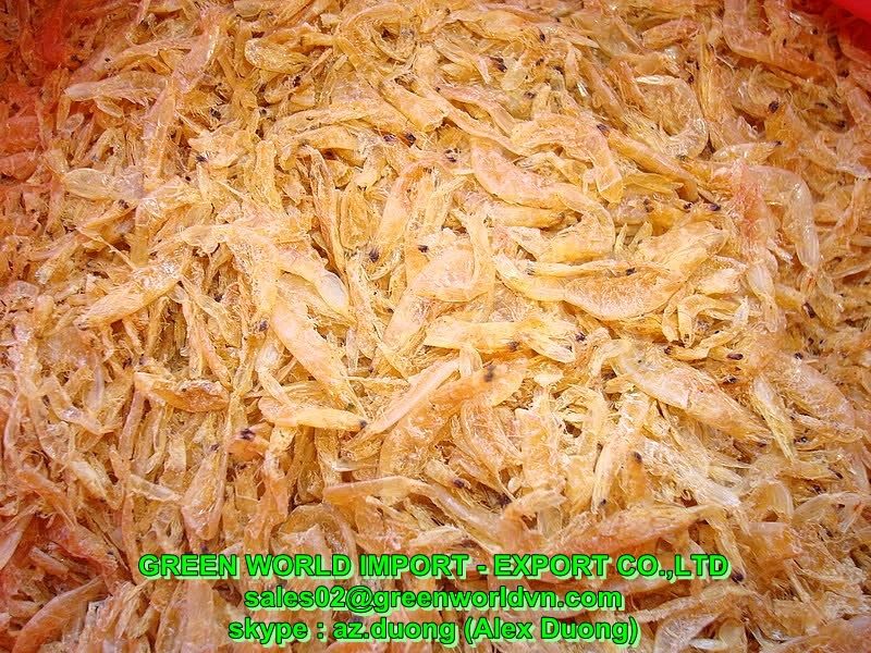 BABY DRIED SHRIMP, premium quality with good price for orders in 2017