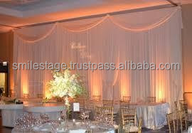 Backdrop pipe and drape for wedding wall decoration,aluminum backdrop stand pipe drape