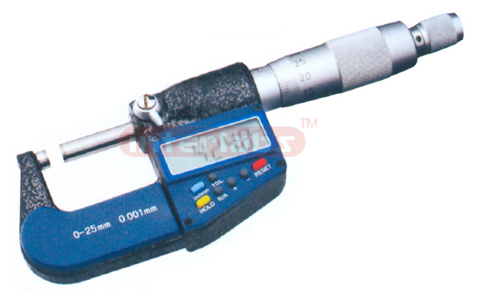 Chemistry Products --MICROMETER (SCREW GAUGE), DIGITAL (0009)