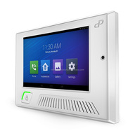 DoorPad Smart Home Security Wall Panel for Monitoring and Automation