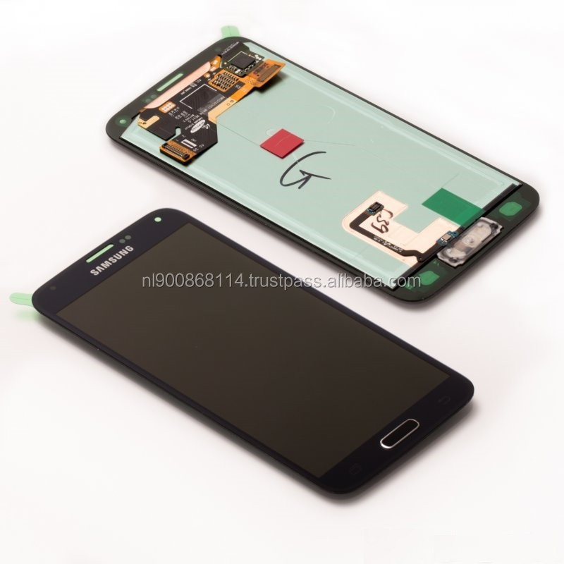 Replacement LCD screen for Samsung G920F Galaxy S6 - Black, GH97-17260A Display with Touch Screen ,Digitizer Assembly Mobile Pho