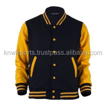 Varsity Jacket Letterman Style College Jacket