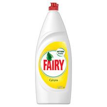 FAIRY 1350ml Lemon Dishwashing Liquid