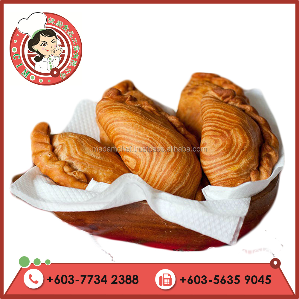 Cim Food Best Quality Instant Curry Puff (Vegetables)