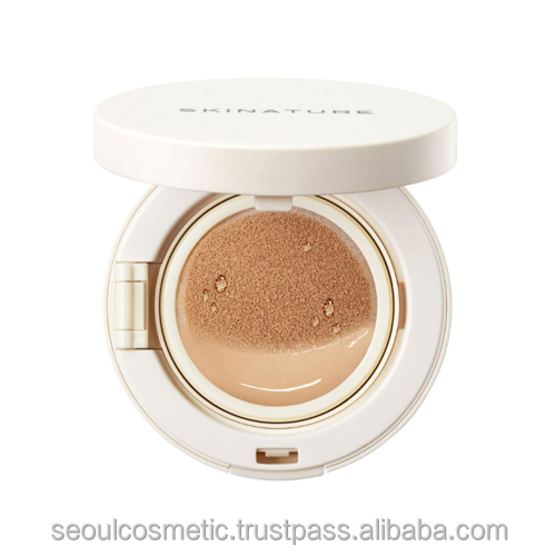 [Paraon] Korean_Hanbaek Skinature Advanced Treatment CC Cushion / Makeup Base
