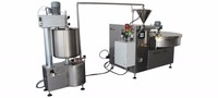 Full Automatic Kataifi - Kunafa Strips Machine With Special Mixer