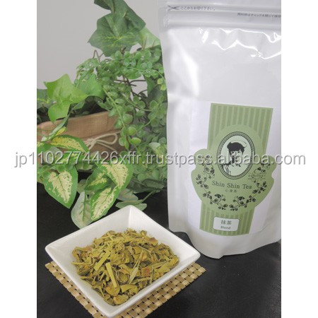 Low caffeine herbal tea Japan health products suggested by nurses