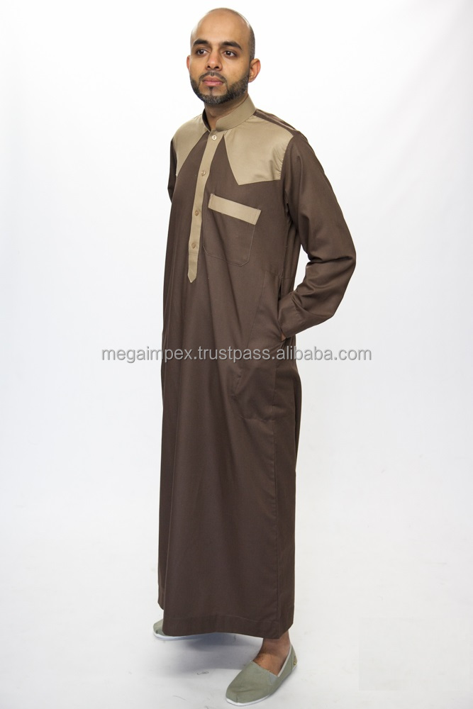 Men Thobes-Mens thobe -High Quality Men's Arab Thoubs Men Thobe men's abaya with best price,,salwar wholesale