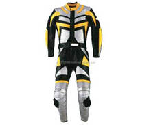 Best Quality Fashion Style Men Motorbike Leather Suit