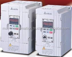New Variable Speed AC Motor Drives VFD004M21A - 0.4 KW 0.5HP