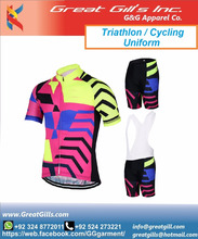 Sports Apparel for men and women Cycling costume / triathlon wear / bicycle dress / ciclismo short shirts