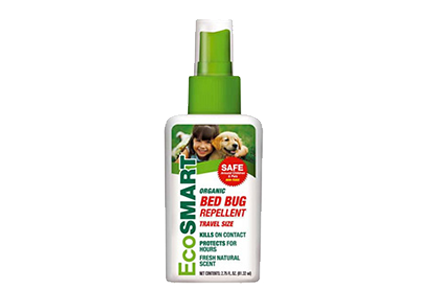 EcoSmart Bed Bug Repellent Spary, high efficient, powerful household item mosquito repellent, Travel Size