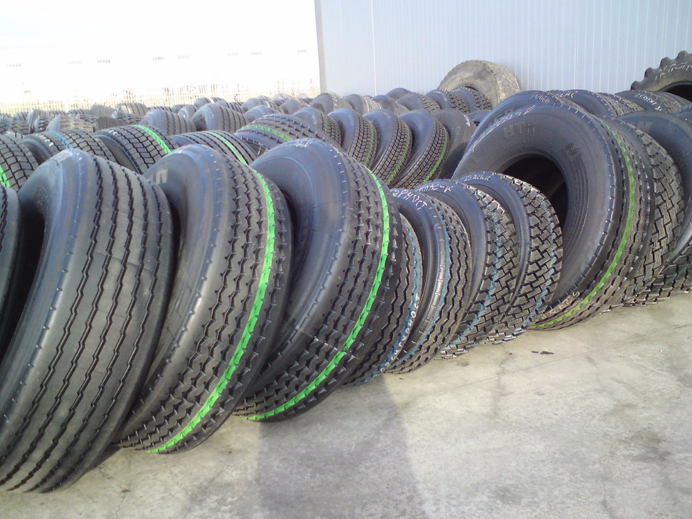 used European and Japan tyres