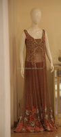Beautiful Pakistani Wedding Dress , Pakistan Bridal Wear , Custom Made Pakistan Bridal Dresses