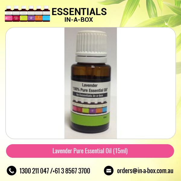Best Seller Pure Lavender Essential Oil Bottle 15ml at Reliable Price