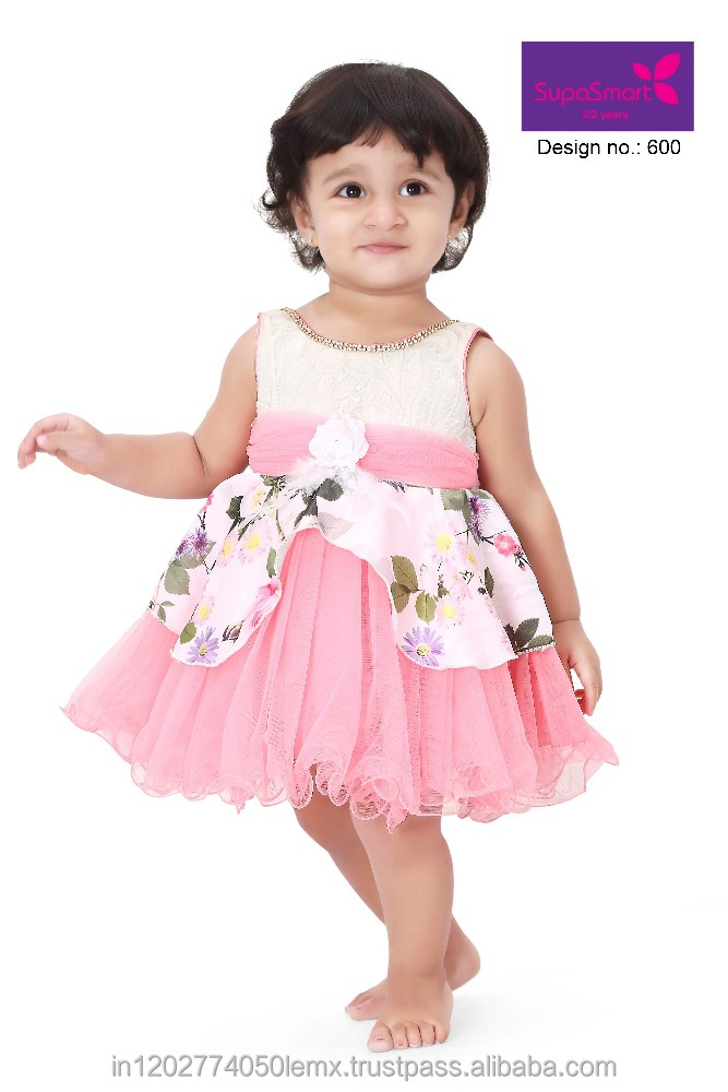 Party Dresses & Frocks for Kids from India OEM service