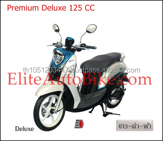 Fino Premium Deluxe 125CC injection ( 2016)