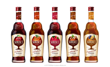 Sorbet Brand Fruit Wine