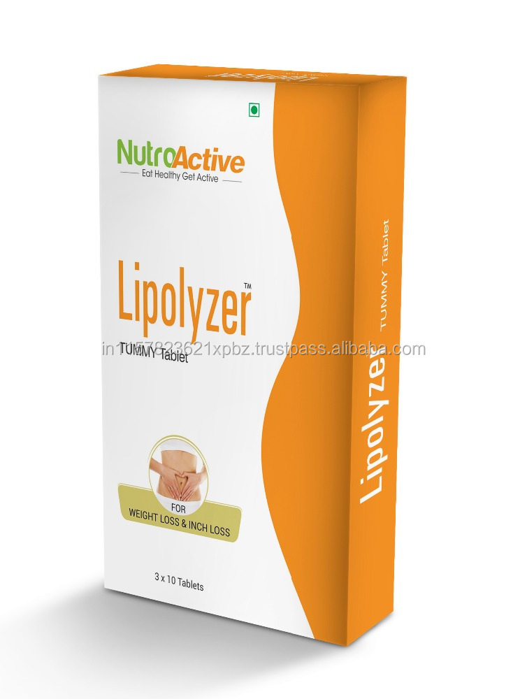 Lipolyzer Tummy Tablet for Weight Loss