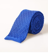 special cotton knitting tie