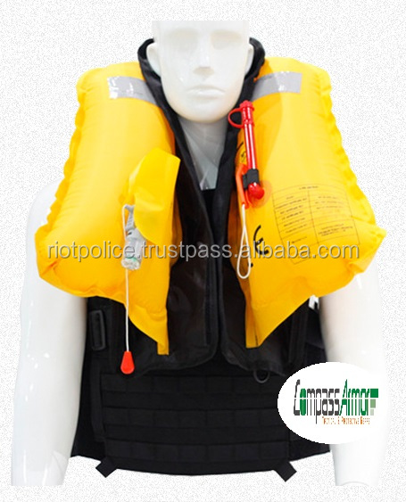 Bulletproof Floating jacket Coast Guard Navy vest Navy Floatation Vest