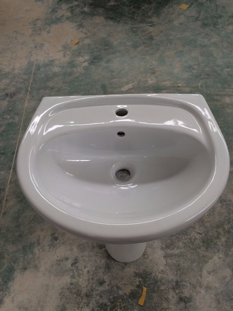 Bathroom SINK 42x53 CM (Without Padestal)
