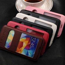 IMPRUE Smart flip leather phone case cover for samsung S5