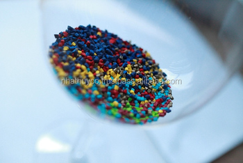 Cheap price color masterbatch for injection household product