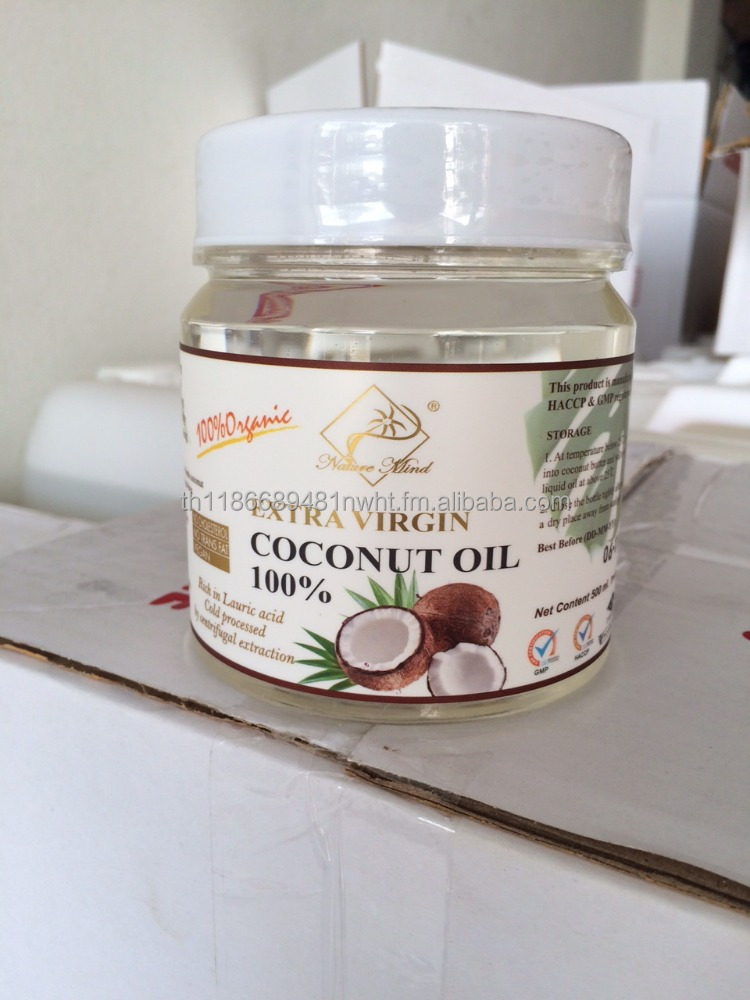 Thailand Organic Extra Virgin Coconut Oil